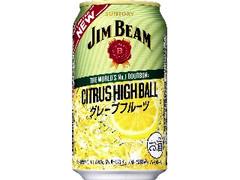 サントリー ジムビーム ハイボール シトラスハイボール 缶350ml