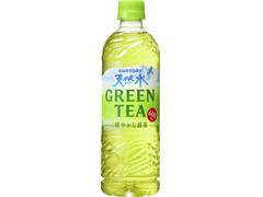 サントリー 天然水 GREEN TEA