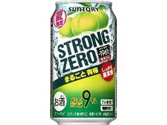 サントリー ‐196℃ ストロングゼロ まるごと青梅 缶350ml