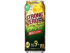 サントリー ‐196℃ ストロングゼロ ビターレモン辛口ジンジャー 缶500ml