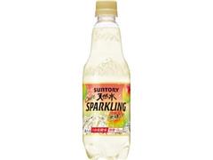 サントリー 天然水クラフトスパークリング 無糖うめ ペット500ml