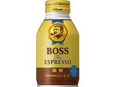 サントリー ボス ザ・エスプレッソ 微糖