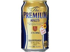サントリー ザ・プレミアム・モルツ 父の日デザイン 缶350ml