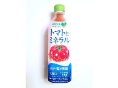 サントリー GREENDAKARA トマトとミネラル ペット500ml