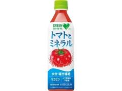 サントリー GREEN DA・KA・RA トマトとミネラル ペット500ml
