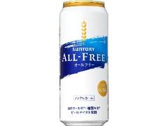 サントリー オールフリー 缶500ml