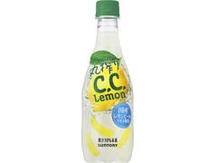 サントリー 丸搾りC.C.レモン