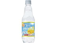 サントリー 天然水スパークリング レモン