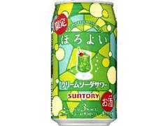 サントリー ほろよい クリームソーダサワー 缶350ml
