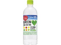 サントリー GREEN DA・KA・RA