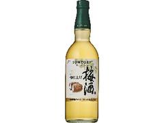 サントリー 梅酒樽仕上げ 山崎樽梅酒ブレンド