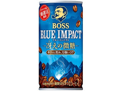 サントリー ボス ブルーインパクト 冴えの微糖