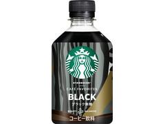 スターバックス CAFE FAVORITES ブラック無糖