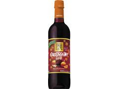 サントリー 酸化防止剤無添加のおいしいワイン。 ホットワイン