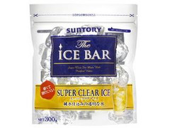 サントリー The ICE BAR スーパークリアアイス 袋300g