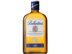 バランタイン 12年 ハーフボトル 瓶350ml
