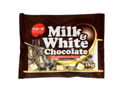 ハローズ ハローズセレクション ミルク&ホワイトチョコレート 袋185g