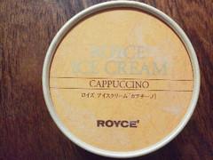 ロイズ アイスクリーム[カプチーノ] 120ml