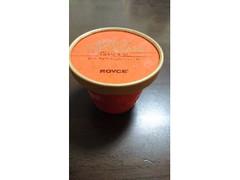 ロイズ アイスクリーム ジャンドゥーヤ カップ120ml