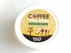 カルディ オリジナル コーヒーホイップクリーム カップ110g