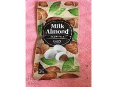 カルディ オリジナル ミルクアーモンド 袋25g