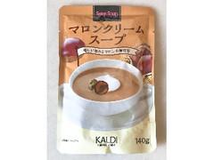 カルディ スープスープ マロンクリームスープ 袋140g