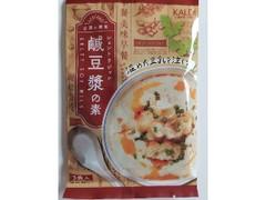 カルディ 鹹豆漿の素
