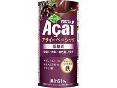 フルッタフルッタ アサイー ベーシック低糖質