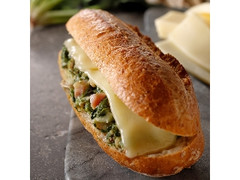 スターバックス 石窯フィローネ スピナッチアンドチーズ