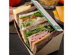 スターバックス ミックスサンドイッチ