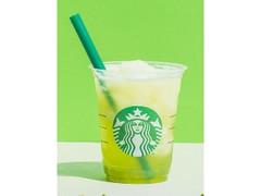 スターバックス ティバーナ フローズン ティー 香る煎茶 × グリーン アップル