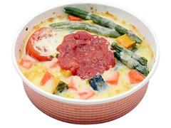 セブン-イレブン 豆乳を使った緑黄色野菜グラタン