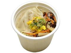 セブン-イレブン ツルもち餃子の野菜中華スープ