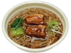 セブン-イレブン 熟成中華麺味染み角煮ラーメン