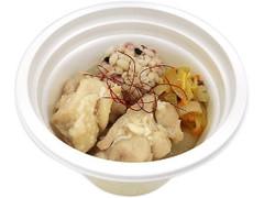 セブン-イレブン もち麦と生姜のサムゲタン風スープ