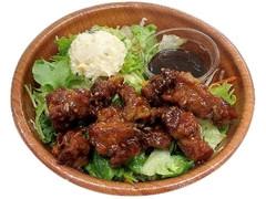 セブン-イレブン 甘辛鶏唐揚げとポテトの和風サラダ