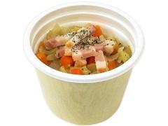セブン-イレブン 野菜とベーコンのコンソメスープ