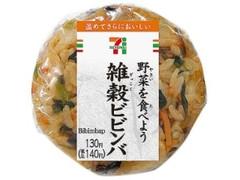 セブン-イレブン 野菜を食べよう雑穀ビビンバおむすび