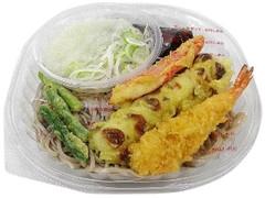 セブン-イレブン 冷かけ天ぷら蕎麦