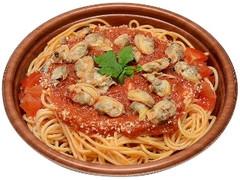 セブン-イレブン あさりとトマトのボンゴレスパゲティ