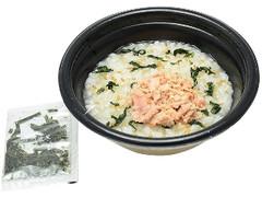 セブン-イレブン あごダシ入り!北海道産焼鮭のおかゆ