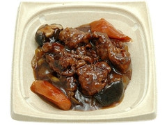 セブン-イレブン お肉ごろごろ!黒酢の酢豚
