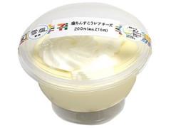 セブン-イレブン 塩ちんすこうレアチーズ