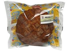 セブン-イレブン 沖縄県産黒糖のメロンパン