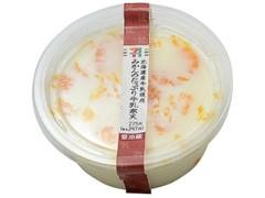 セブン-イレブン 北海道産牛乳使用みかんのたっぷり牛乳寒天