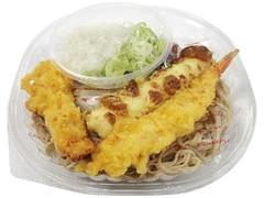 セブン-イレブン 冷かけ天ぷら蕎麦 信州産そば粉使用