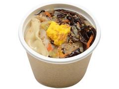 セブン-イレブン もちっ餃子と野菜の中華スープ