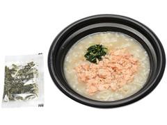 セブン-イレブン あごダシが決め手!北海道産焼鮭のおかゆ