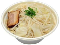セブン-イレブン 中華蕎麦とみ田監修豚ラーメン 豚骨醤油