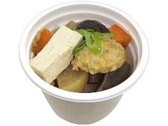 セブン-イレブン 野菜と鶏の旨味広がるけんちん汁